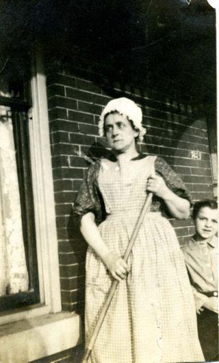 Lily Tatro 1918