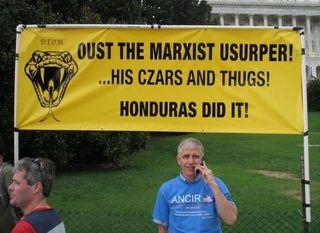 Marxist thug