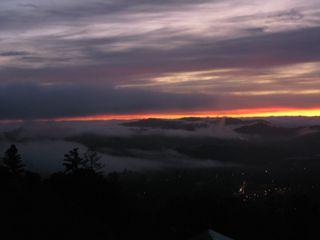 Fairfax dawn