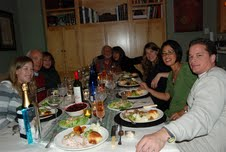 Family TG dinner 09