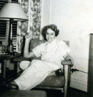 Aunt Gene pajamas