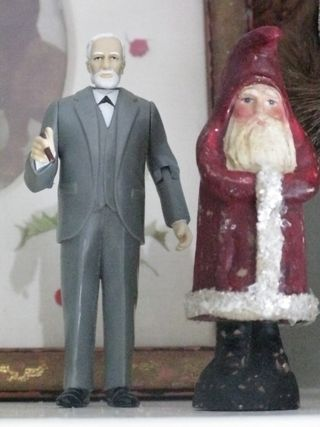 Freud and santa
