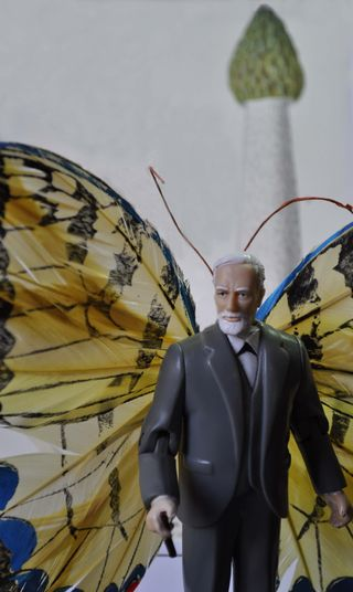 Freud butterfly