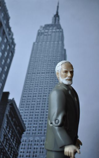 Freud does New York