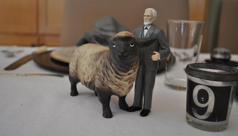 Sheep and freud