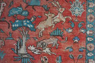 Hunting rug