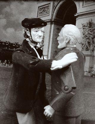 Freud Wagner Arc de triomphe